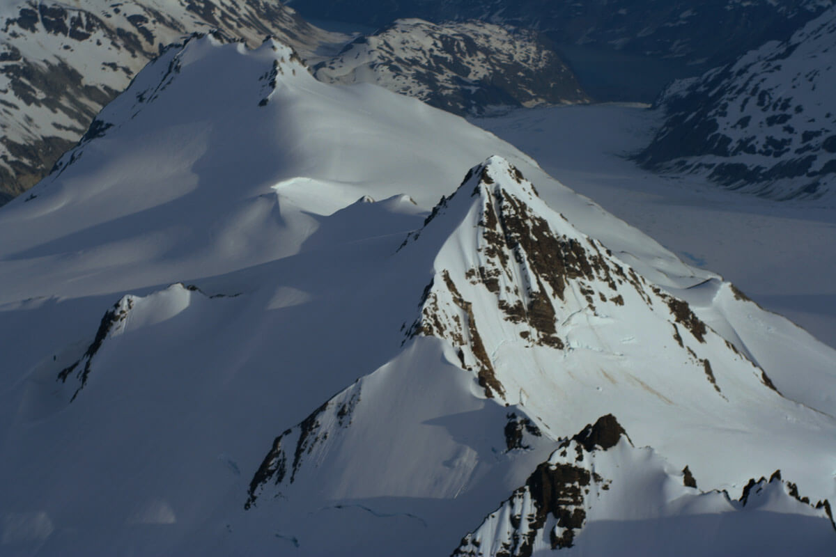 Haines Fairweather Chilkat mountaineering and skiing